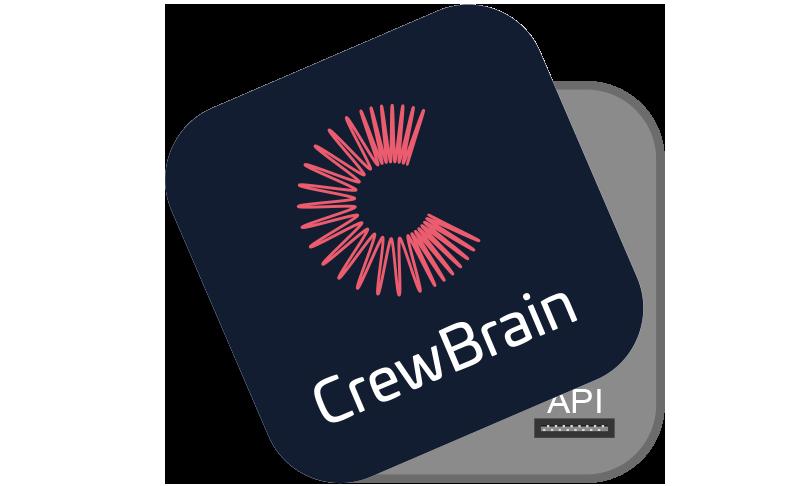 CrewBrain API-Logo