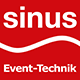Firmenlogo Sinus Event-Technik GmbH
