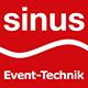 Firmenlogo Sinus Event-Technik GmbH